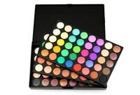 Popfeel Beauty 120 couleurs Poudre cosmétique Ombre à paupières Set de maquillage de palette Nappe nu matte Livraison gratuite DHL
