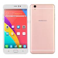 Дешевые 6,0 дюйма AMIGOO R9 MAX 3G WCDMA Quad Core MTK6580 1GB 8GB Android 5.1 Lollipop 8.0MP камера Dual Micro Sim-карты GPS WiFi смартфон
