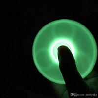 Luminous Spinner Fidget Toy EDC Glow In The Dark Hand Spinne...