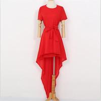 New Fashion Women Knee Length Cocktail Dress Vestido De Fest...