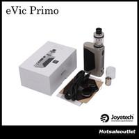 Kit Joyetech eVic Primo TC avec 200W eVic Primo Mod 5ml Capacité UNIMAX 25 Atomizer 100% Original
