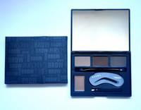Makeup Sets Eyebrow Powder 4 Colors Eye brow Powder Palette ...