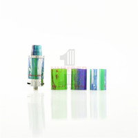 cleito 3. 5ml tube resin material aspire glass tube replaceme...