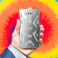 Nouvelle arrivée THOR téléphone cas pour LG V20 cas métal anti chute frontière téléphone mobile couverture mécanique bras protection cellphone cas