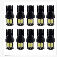 100PCS T10 W5W 5630 10SMD Car Interior Reading LED Light Bul...