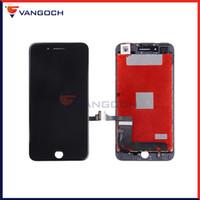 AAA + Quality Lcd pour iPhone 7 Ecran LCD 4,7 pouces Digitizer à écran tactile complet avec remplacement complet d'assemblage par DHL