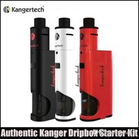 1PC Authentic Kanger Dripbox Starter Kit 60W Drip Coil Subdr...