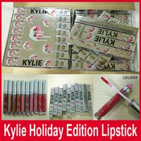Factory Direct Free Shipping New Makeup Lips Kylie Holiday E...