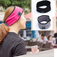 2017 New Unisex Wireless Bluetooth Headset Headwear Strap Ha...