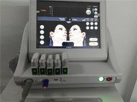 3 and 5 hifu cartridges portable home ultrasound Skin Rejuve...