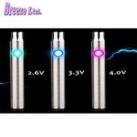 Cartouche d'huile co2 fonction de préchauffage batterie de tension variable 510 fils 400mah batterie de préchauffage rapide CBD huile cartouche vape stylo