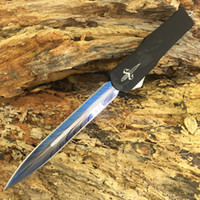 Microtech troodon venom plus lengthen blade feather grain kn...