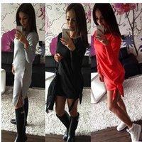 Whole- sale Fashion Long Sleeve Dresses, A- line Dresses For wo...