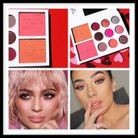 Kylie's Diary Édition Limitée Palette Kylie Cosmetics Jenner 9 Couleur ombre à paupières + 2 Couleur fard à joues