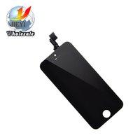 Vente chaude et vente en gros avec le bon remplacement d'écran de prix pour l'iphone 5C lcd avec l'assemblage de numériseur de contact Livraison gratuite