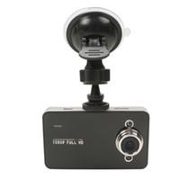 Voiture DVR voiture caméra enregistreur voiture noir boîte vision nocturne 1080P enregistreur vidéo enregistreur numérique G-capteur de surveillance de stationnement