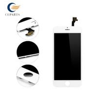 2017 Hih qualité tactile écran LCD pour iPhone 6 plus 5.5 pouces écran LCD couleur blanche et noire avec écran tactile digitizer DHL livraison gratuite