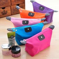 Multifunction Zipper Wash Organizer Travel Cosmetic Bag Make...