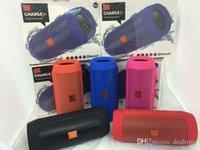 JBL Charge2 Bluetooth Mini Speaker Сабвуфер Портативный Открытый водонепроницаемый акустические системы с логотипами обновления JBL Charge 2
