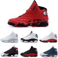 Air retro 13 men Basketball shoes black cat playoff what is ...