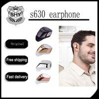 Mini V4.0 sans fil stéréo Bluetooth S630 écouteur Invisible musique casque mains libres pour IPhone 7 Huawei Samsung Xiaomi