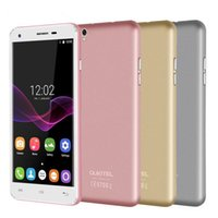 Original Oukitel U7 MAX Mobile phone 5. 5 Inch HD Screen MTK6...