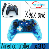 30pcs USB Wired Controller Controle pour Xbox One Controller Gamepad Joystick Windows PC Microsoft pour Windows Mando Pour Xbox One YX-one-02