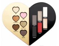 El maquillaje CALIENTE mejora junto el último color DHL de la colección 12 de la gama de colores del sombreador de ojos del ojo libera el envío + REGALO