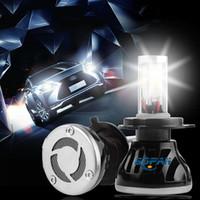 1 Pair 80W 8000LM G5 Auto Car LED Headlight H7 H8 H9 H11 900...