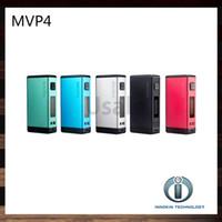 Innokin iTaste MVP4 100W TC Box Mod 4500mAh Pile de puissance de batterie Aethon Chipset de contrôle de température MVP 4.0 Vapor Device 100% Original