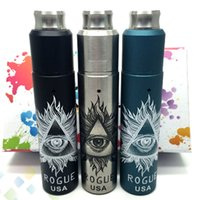 Newest Rogue Kit Come With Rogue Mechanical Mod and Rogue Re...