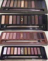 2017 HOT new Makeup Eye Shadow NUDE 12 color eyeshadow palet...