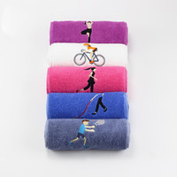Cotton Sport Towel 20*110cm Soft Gym Swimming Towel Absorben...