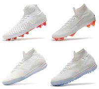 0b9c07cfa1c 2018 Mercurial Superfly VI Soccer Shoes 360 Elite FG TF Soccer Cleats FIFA World  Cup Magista Obra Football Boots For Men Women 35-45