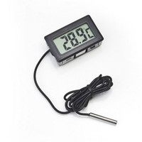 Professinal Mini Digital LCD Probe Aquarium Fridge Freezer T...