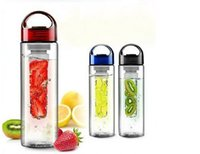 700ml Fruit Juice Cup Infuser Sport Drinking Water Bottles B...