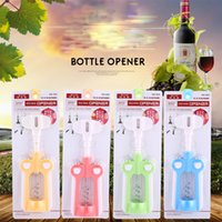 Wine Bottle Opener with Retail Package Handle Pressure Corks...