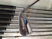 Wholesale top quality G30 golf irons set WUS with dynamic gold steel R300 shaft Oem golf clubs G30 irons