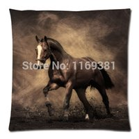 best custom stickers - Running horse Best Nice Custom animal Posters Art Posters Simple Decorates Wall sticker Size18x18 one side PC18