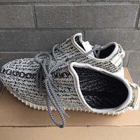 (Com caixa e recibo) Impulsionar 350 pirata Preto Esporte Running Shoes Sneaker mulheres e homens Calçado Botas Sapatos de formação aceites dropshipping