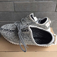 Wholesale With Origina Box l Yeezy Boost Pirate Black Low Sport Running Shoes Women and Men Footwear Shoes Training Boots Accepted dropshipping