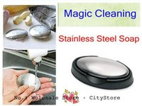 Wholesale Fatory Price Magic Deodorant for Kitchen Bar Smell cleaning Stainless Steel Soap