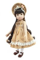 american made dolls - Hot Sale inch Reborn American Girl Doll Realistic Baby Toys Made From Full Vinyl Silicone With Beautiful Clothes And Shoes