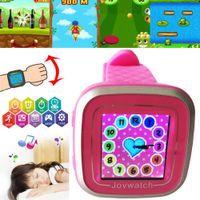 best electronic games - New Children Kids Smart Watch Fashion Electronic wrist watch Games SmartWatch Zero cellular radiation Best Price