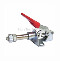 Wholesale SD B Angle Red Handle Push Pull Type quick Toggle Clamp Clamping force kg order lt no track