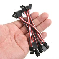 antenna control wire - 2015 New arrival Hot sale best quality New cm Servo Extension Lead Wire Cable MALE TO MALE KK MK MWC flight control E HM