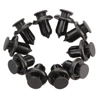 Cheap 20 pcs pack Insight Front Bumper Clip Fastener Push Retainer Trim Rivet For Honda Accord hot selling