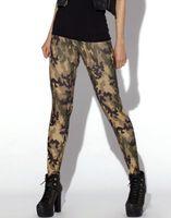 army digital camo pants - HOT SEXY Army leggings New Shiny Milk Leggings Women Fashion Clothing OEM Digital Print Pants Trousers Camo Leggings