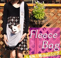Wholesale New High Quality Pets Slings Totes Traving Bag Solid Cotton Dogs Carriers Soft Comfortable Dog Cat Carrier