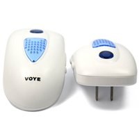 Wholesale New Arrival Useful Door Bell Voye Wireless Door Bell Plug In Wireless Digital Door bell with Battery Singapore post shipping